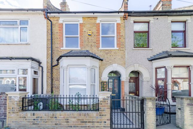Thumbnail Terraced house for sale in Coleridge Road, Walthamstow
