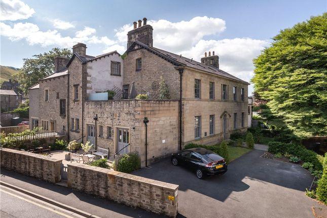 Thumbnail Flat for sale in Cragdale Lodge, Duke Street, Settle, North Yorkshire