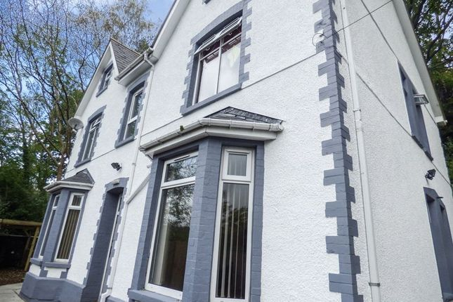 Thumbnail Detached house for sale in Blaencuffin Road, Llanhilleth, Abertillery