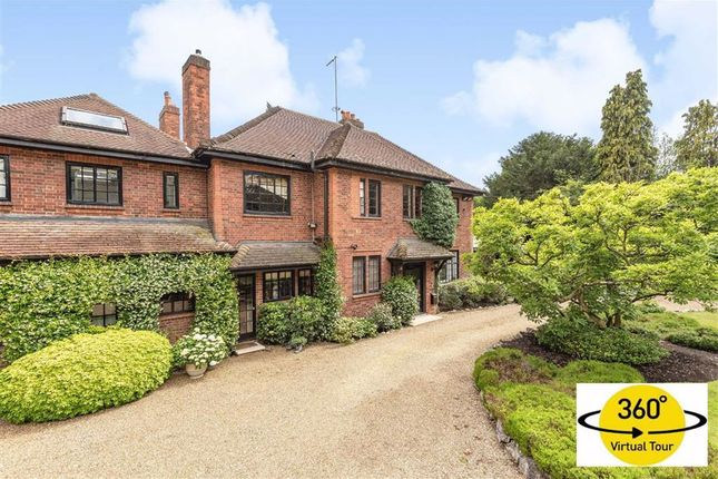 Thumbnail Property for sale in Totteridge Common, Totteridge, London