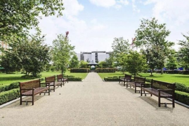 Garden of Aerodrome Road, London NW9