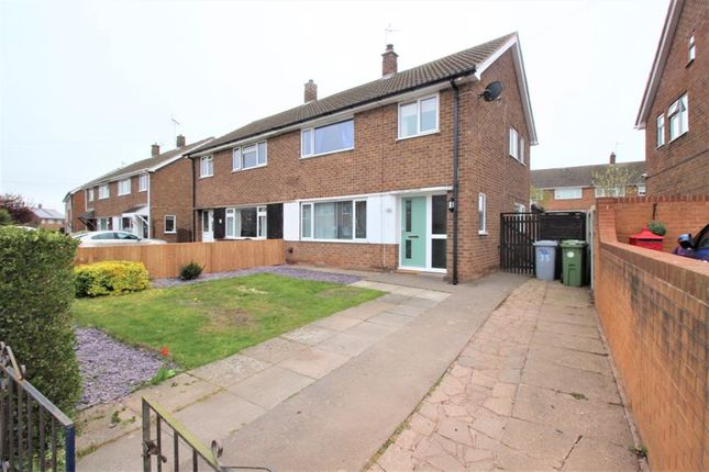 3 bed semi-detached house to rent in Crow Park Avenue, Sutton-On-Trent, Newark NG23