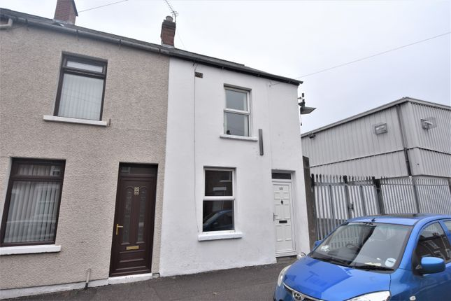 Thumbnail 2 bedroom end terrace house to rent in Connaught Street, Belfast