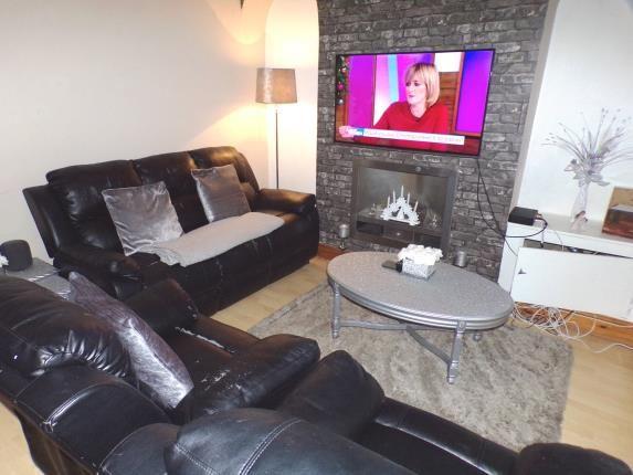 Lounge of Drayton Road, Liverpool, Merseyside L4