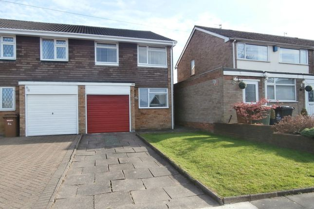3 bed semi-detached house for sale in Lowlands Avenue, Streetly, Sutton Coldfield