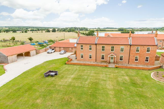 Thumbnail Property for sale in Bellmoor Farm, Lound Low Road, Sutton Cum Lound, Retford, Nottinghamshire