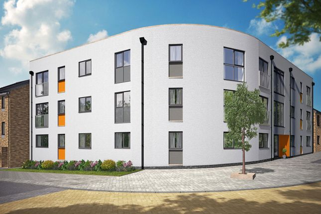 "Thumbnail Flat for sale in ""The Rosen Apartments - Second Floor 2 Bed"" at Kerrier Way, Camborne"