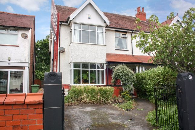 Thumbnail Semi-detached house for sale in Salford Road, Ainsdale, Southport