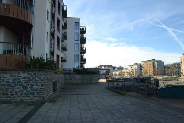 Thumbnail Flat to rent in Newfoundland Way, Portishead, Bristol
