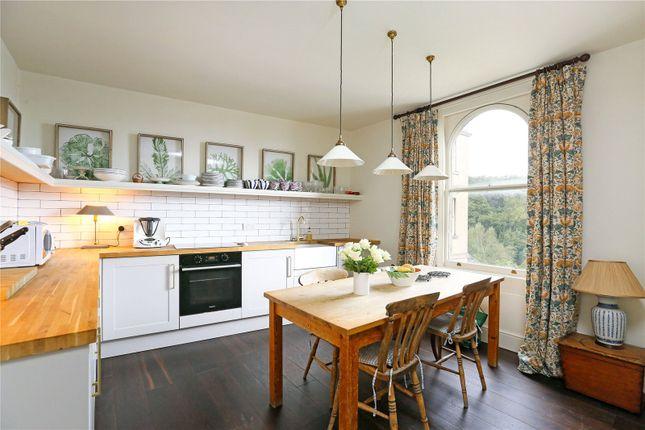 Kitchen of Bathwick Tower, Bathwick Hill, Bath BA2