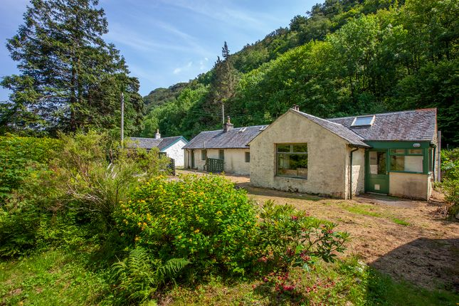 Thumbnail Bungalow for sale in Rowantrees Cottage, Kentallen, Appin