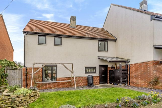 Thumbnail Semi-detached house for sale in Paddock Row, Elsworth, Cambridgeshire