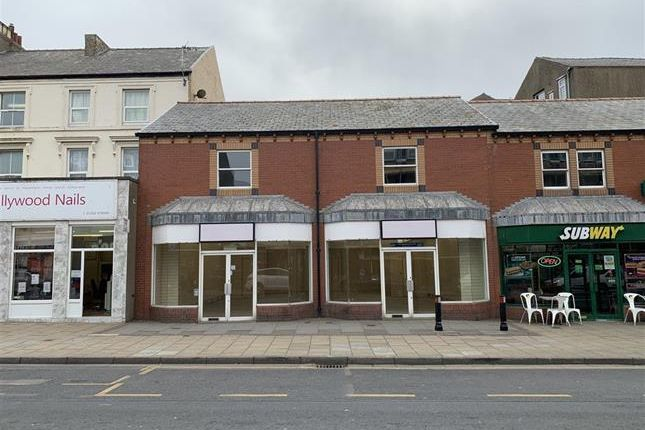 Thumbnail Retail premises to let in Promenade, Bridlington, East Yokrshire