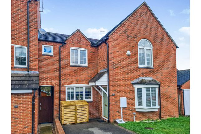 3 bed end terrace house for sale in Lodge Close, Grange Park, Northampton NN4