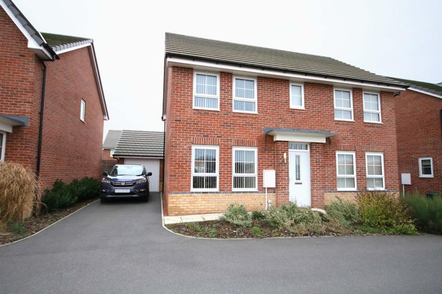 Thumbnail Detached house for sale in Melrose Mews, Auckley, Doncaster