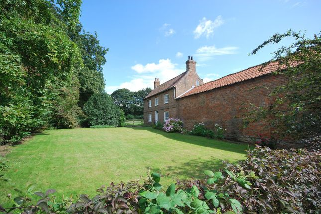 Thumbnail Farmhouse to rent in Upper Helmsley, York