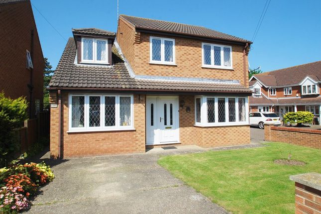 Thumbnail Detached house for sale in Derby Avenue, Skegness