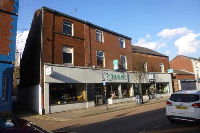 Thumbnail Retail premises for sale in 30-38 Old Street, Ashton-Under-Lyne, Greater Manchester