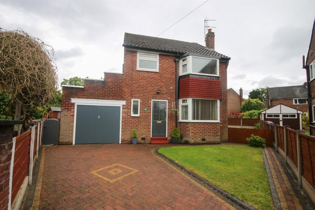 Thumbnail Detached house to rent in Emerson Avenue, Eccles, Manchester