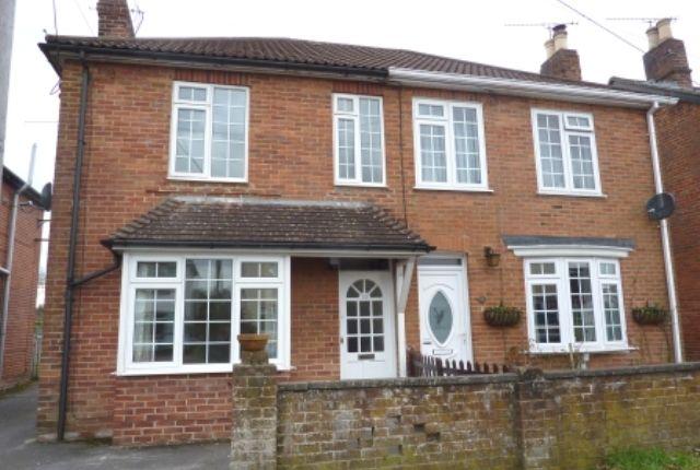 Thumbnail Semi-detached house to rent in Wood Road, Ashurst, Southampton