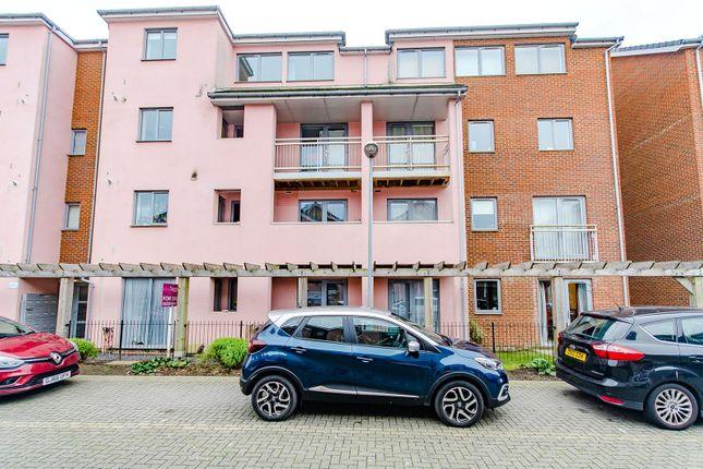 Thumbnail Flat for sale in Drummond Grove, Willesborough, Ashford, Kent