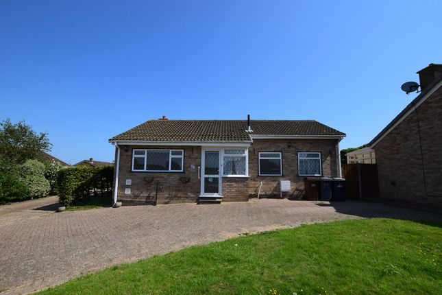 Thumbnail Detached bungalow for sale in Anderida Road, Eastbourne