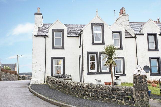 Thumbnail Terraced house for sale in Frederick Crescent, Isle Of Islay, Isle Of Islay