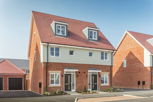 "Thumbnail Property for sale in ""The Deene"" at Burlina Close, Whitehouse, Milton Keynes"