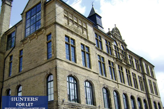 Thumbnail Duplex to rent in Flat 54, Byron Halls, Bradford, West Yorkshire