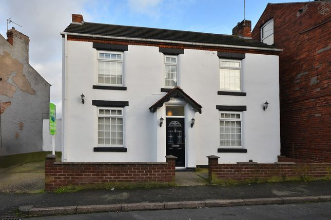 Thumbnail Detached house for sale in Sherwood Street, Annesley Woodhouse, Nottingham