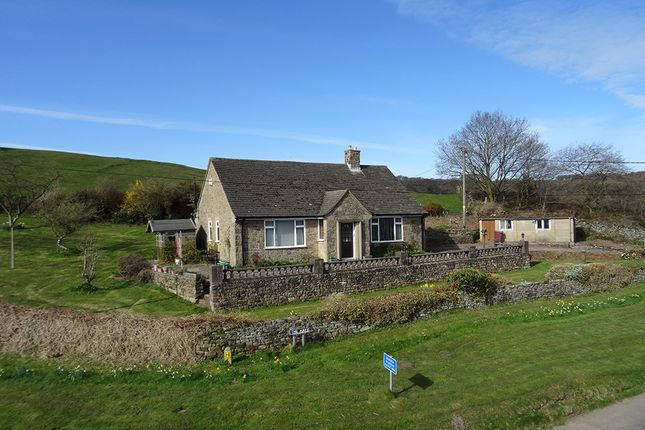 Thumbnail Detached bungalow for sale in The Hay, Ashover