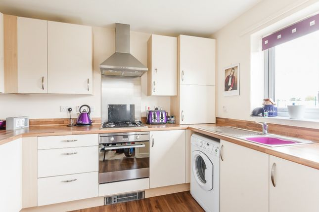 Thumbnail Semi-detached house for sale in Bagley Drive, Shrewsbury, Shropshire