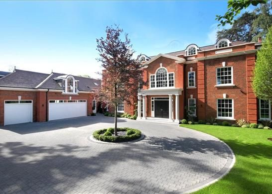 Thumbnail Detached house for sale in Virginia Avenue, Water, Surrey