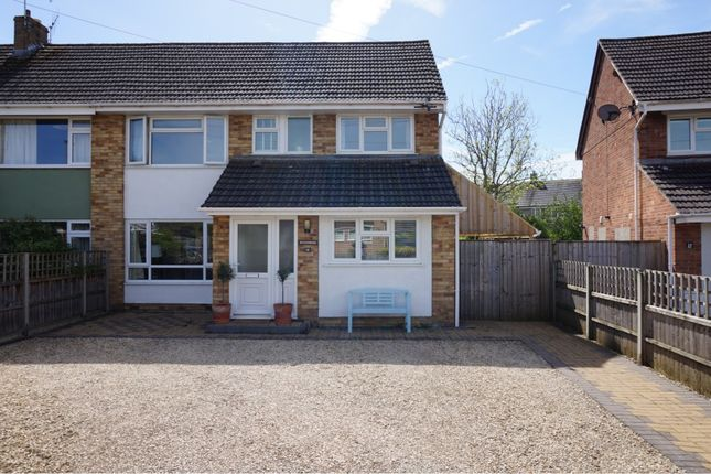 Thumbnail Semi-detached house for sale in St. Andrews Road, Cheddar