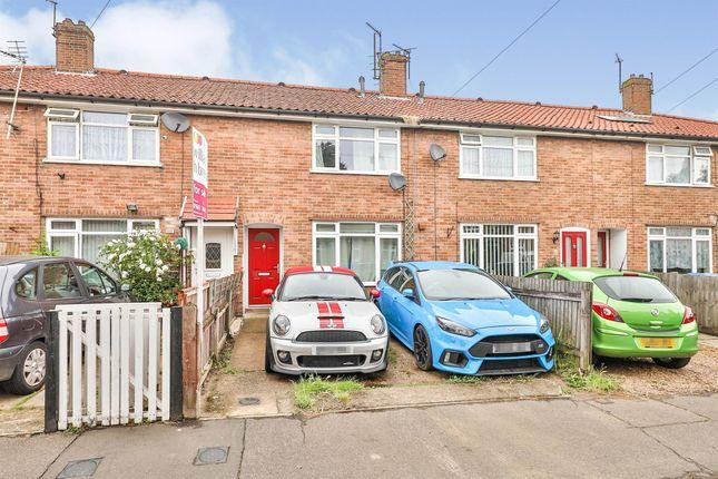 3 bed terraced house for sale in Cubitt Road, Norwich NR1