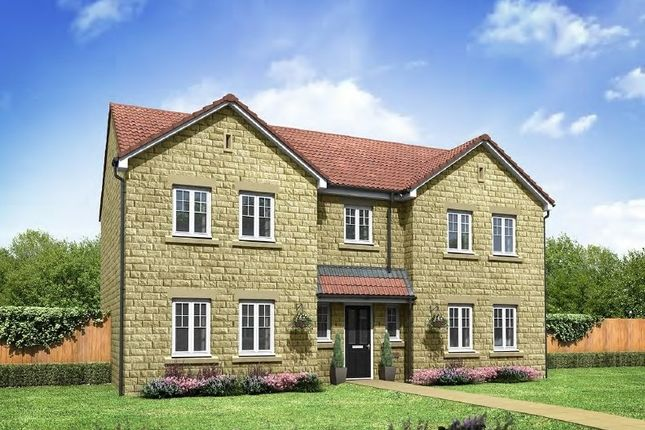 "Thumbnail Detached house for sale in ""The Bond "" at The Mile, Pocklington, York"