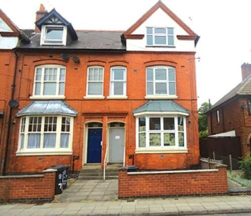 Thumbnail Flat to rent in Leicester Road, Glenfield, Leicester