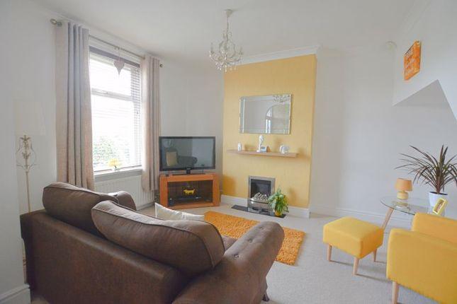 Thumbnail Terraced house for sale in Bank Terrace, Gavel Street, Maryport