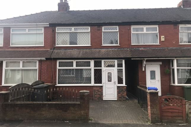Thumbnail Terraced house to rent in Coronation Road, Droylsden, Manchester