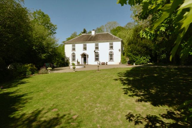 Thumbnail Detached house for sale in Llandysul