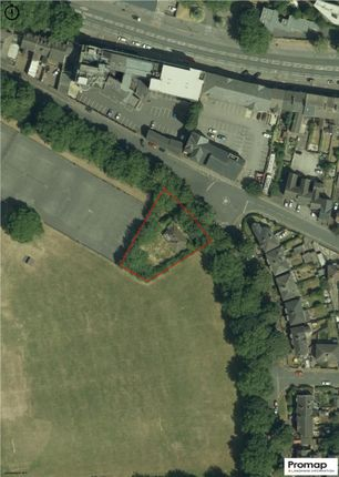 Thumbnail Land for sale in 16 Roman Road, Doncaster, South Yorkshire