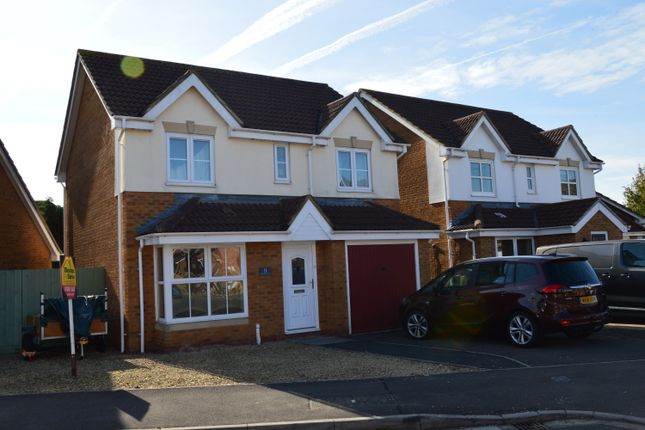 Thumbnail Detached house for sale in Shrewsbury Bow, Weston-Super-Mare