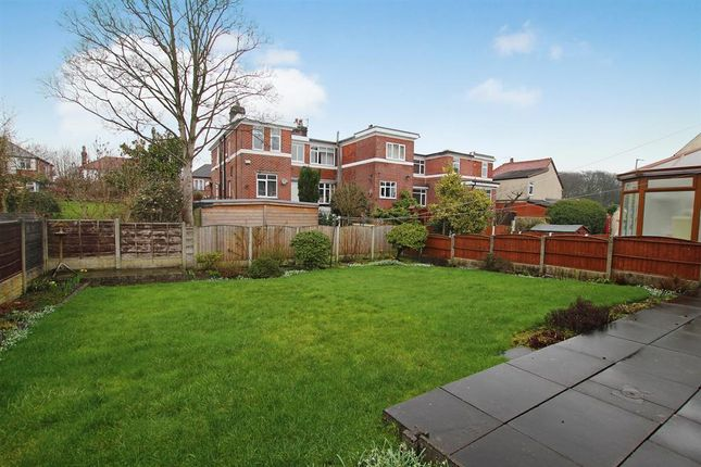 Thumbnail Semi-detached house to rent in Holden Avenue, Bolton