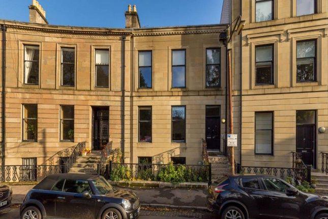 Thumbnail Flat to rent in Belmont Crescent, Kelvinbridge, Glasgow