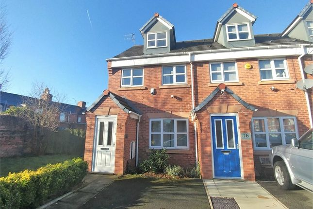 Thumbnail End terrace house for sale in Mystery Close, Liverpool, Merseyside