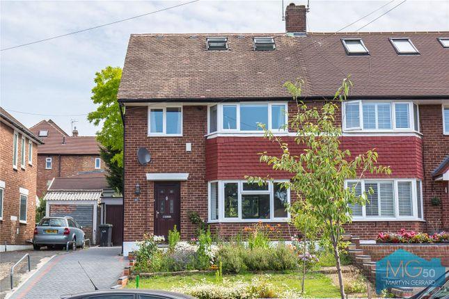 Thumbnail Semi-detached house for sale in Morton Way, London