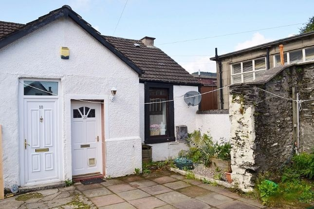 Thumbnail Cottage for sale in 20 Alfred Street, Dunoon, Argyll And Bute