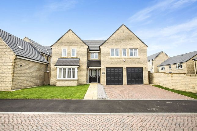 Thumbnail Detached house for sale in Hazelmoor Fold, Elland