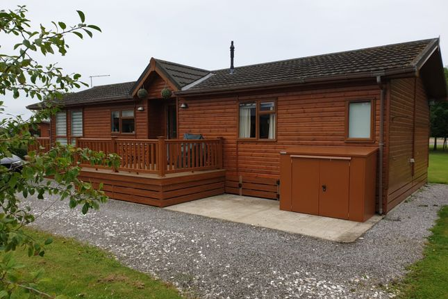 3 bed lodge for sale in Coniston Road, Sproatley, Hull HU11