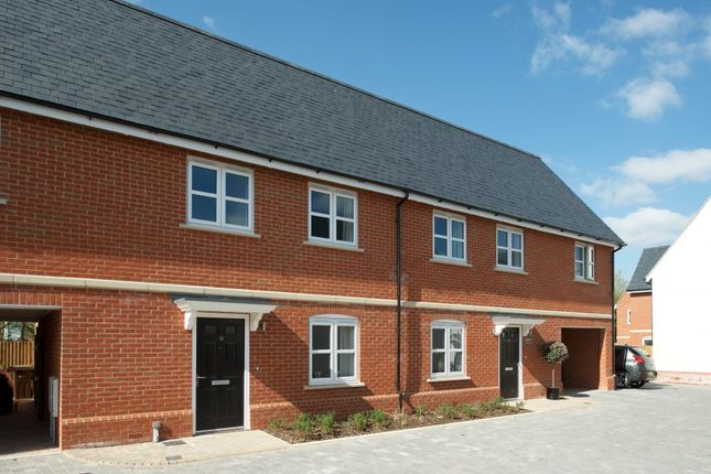 Thumbnail End terrace house for sale in Plot 15, Applewood, Main Road, Boreham, Essex